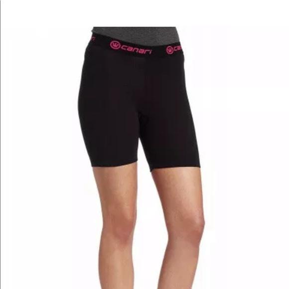 Canari Cyclewear Womens Pro Gel Short Padded Cycling Short